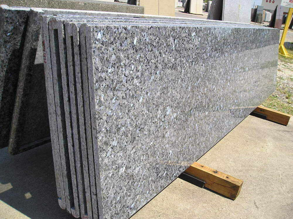 Granite Countertop Blue Pearl At 19 6 Sf Ebay