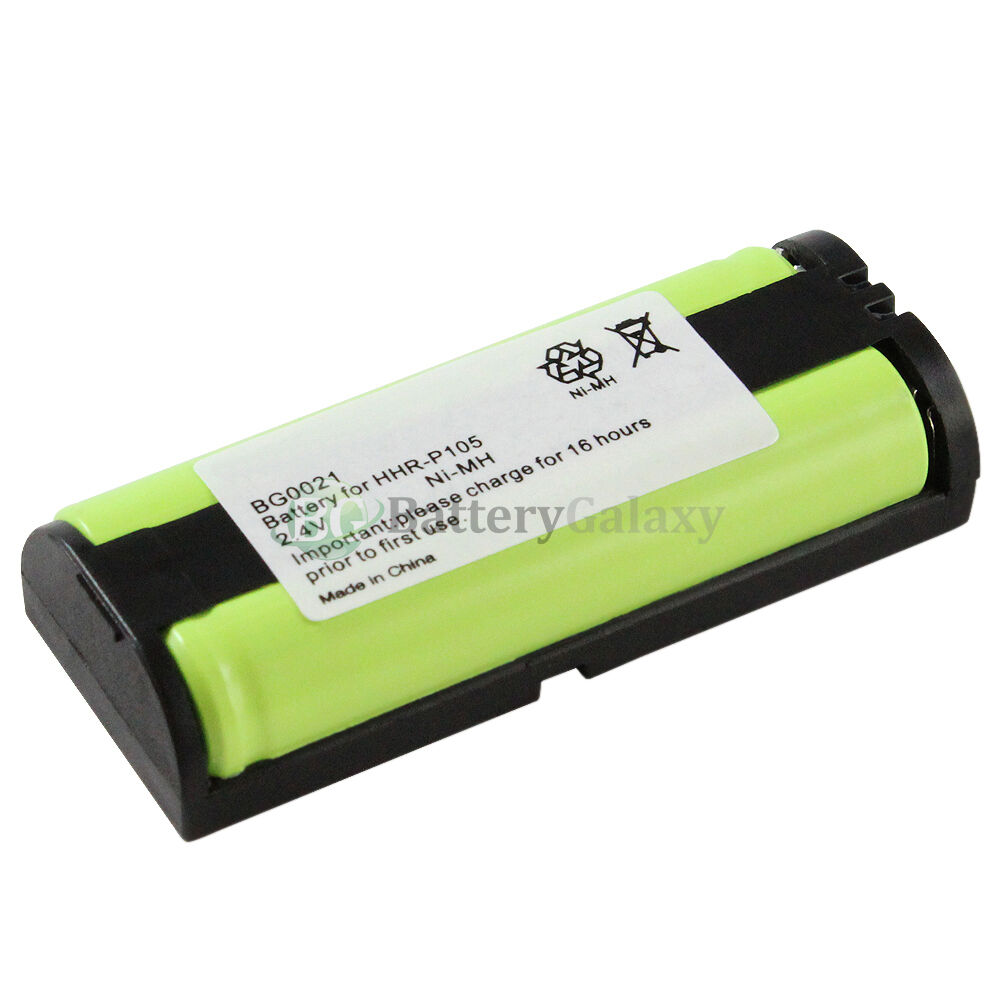 new cordless home phone rechargeable battery for panasonic kxtg5777 kx tg5777 ebay. Black Bedroom Furniture Sets. Home Design Ideas