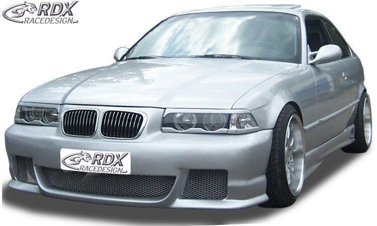 rdx bodykit spoiler set bmw e36 compact ebay. Black Bedroom Furniture Sets. Home Design Ideas