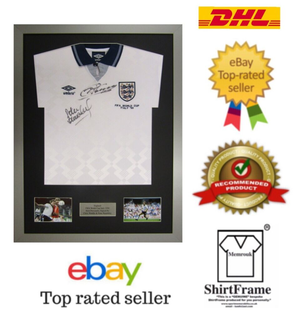 2340 sold frame for any signed football shirt and 2