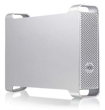 how to search an external hard drive mac