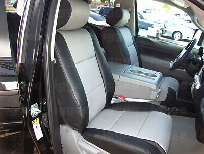 toyota tundra 2007 2008 2009 vinyl custom seat cover ebay. Black Bedroom Furniture Sets. Home Design Ideas