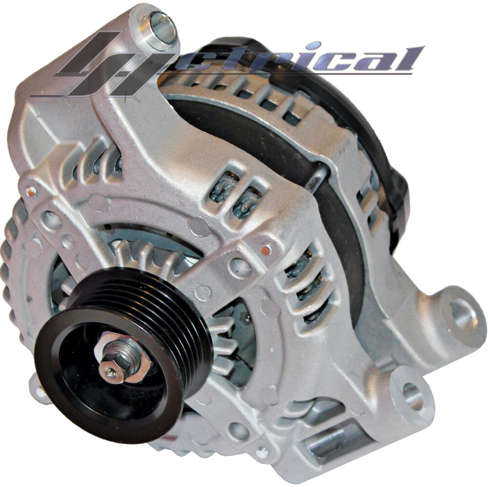 Details About 100 New Alternator For Chrysler 300 Dodge Charger Magnum Optional High 160amp