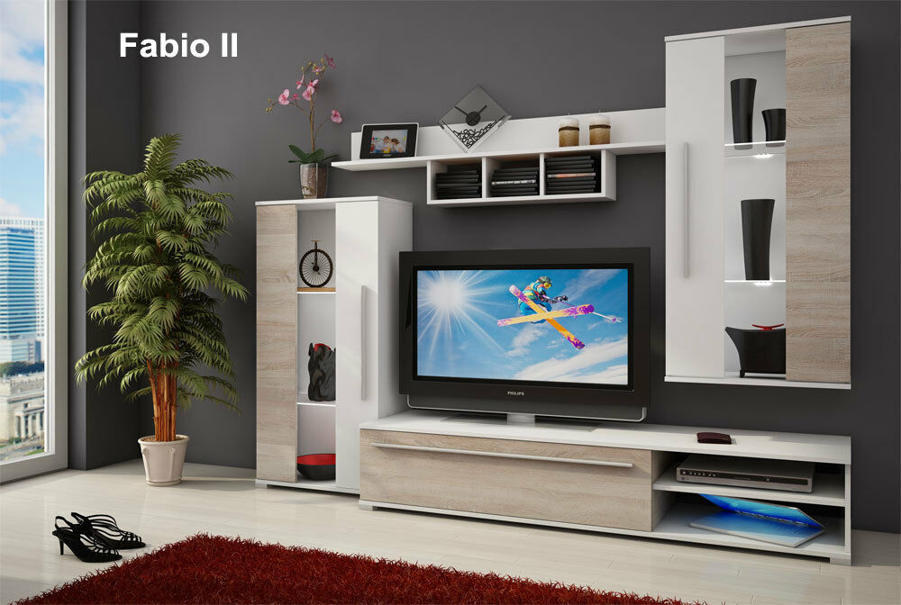 Living Room Furniture Set , TV LCD PLASMA Stand Table  eBay -> Tv Stand And Sideboard Set