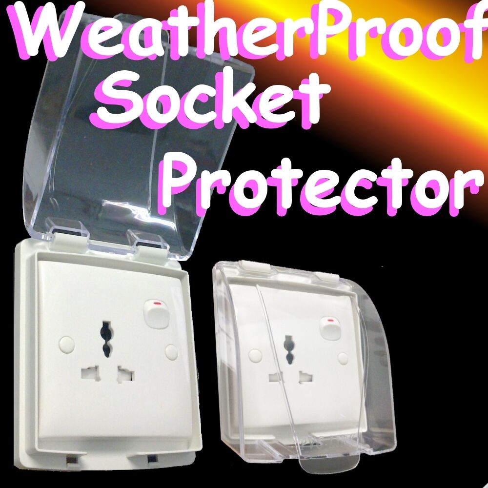 Diagram Outdoor Weatherproof Switch Socket Door Bell Switch With