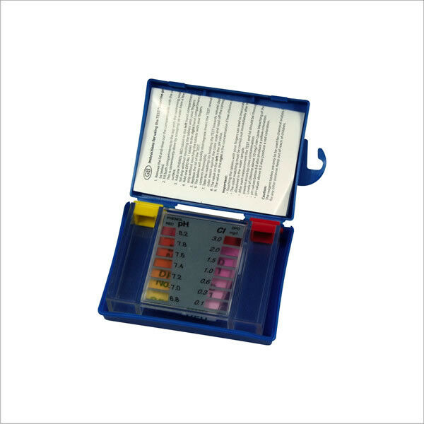Swimming pool dpd test kit ebay for How to test swimming pool water