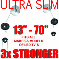 Ultra Slim Wall Mount Bracket for SONY 60 inch LED TV