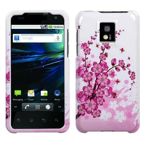 For LG K8 Painted Hard PC Plastic Phone Case Back Cover
