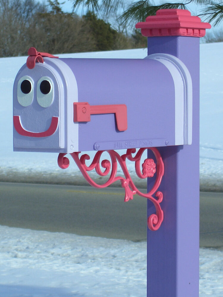 blues clues real custom mailbox for home day care gift ebay