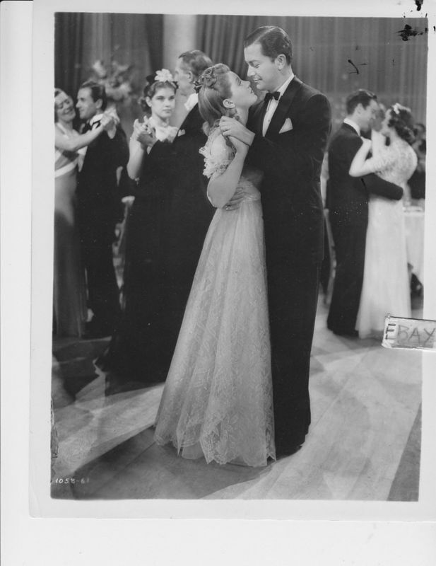 Lana Turner Robert Young Vintage Ph Rich Man Poor Girl  Ebay-8042