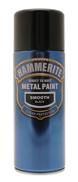 Hammerite Smooth Metal Paint 400ml Spray All Colours Ebay