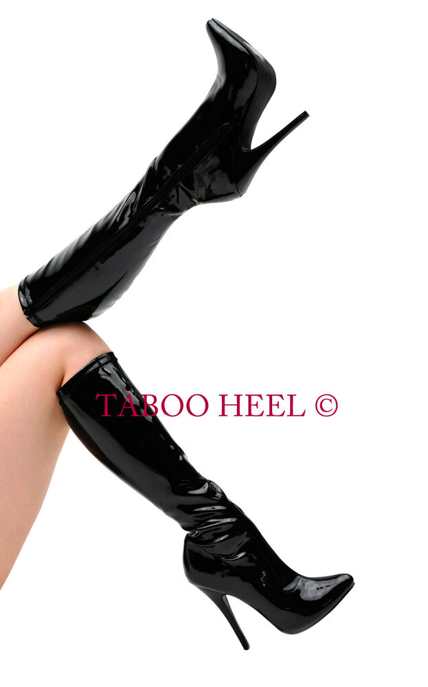 Can pleaser fetish boot
