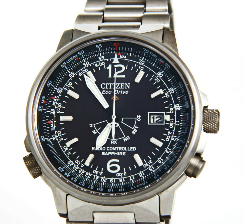 pin citizen promaster sky pilot funkchronograph herrenuhr. Black Bedroom Furniture Sets. Home Design Ideas