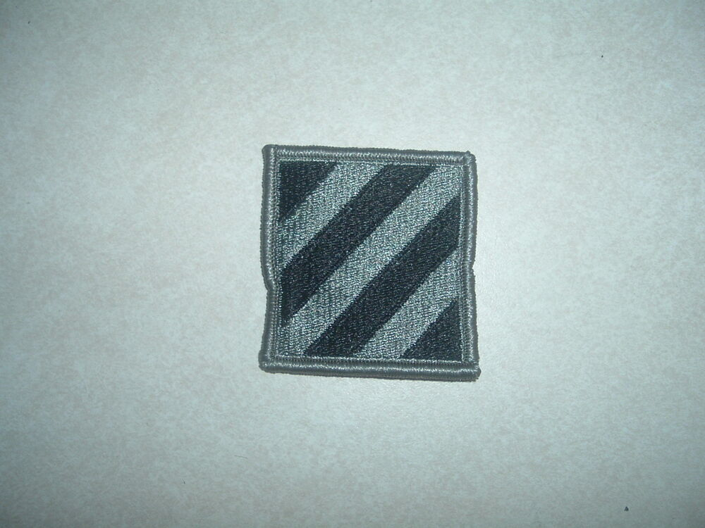 US ARMY Military Patch Crest - 3rd