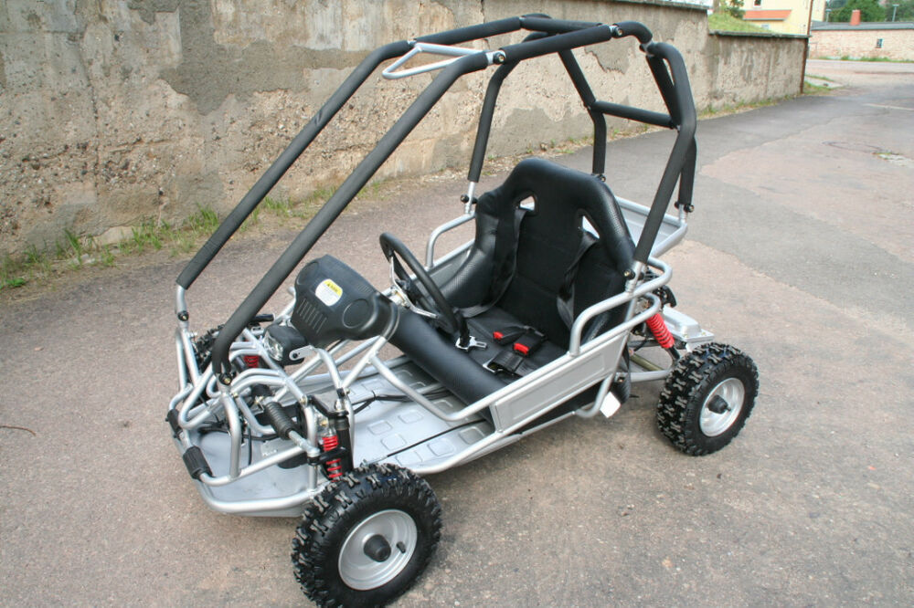 mini pocket kinder buggy 50ccm 4 takt motor 2 sitzer dirt. Black Bedroom Furniture Sets. Home Design Ideas