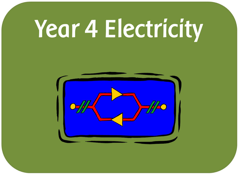 ks2 year 4 science electricity primary teaching resources. Black Bedroom Furniture Sets. Home Design Ideas