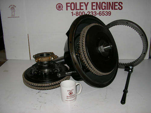 Rockford Pto Clutch Parts : Rockford twin disc style power takeoff pto clutch ebay