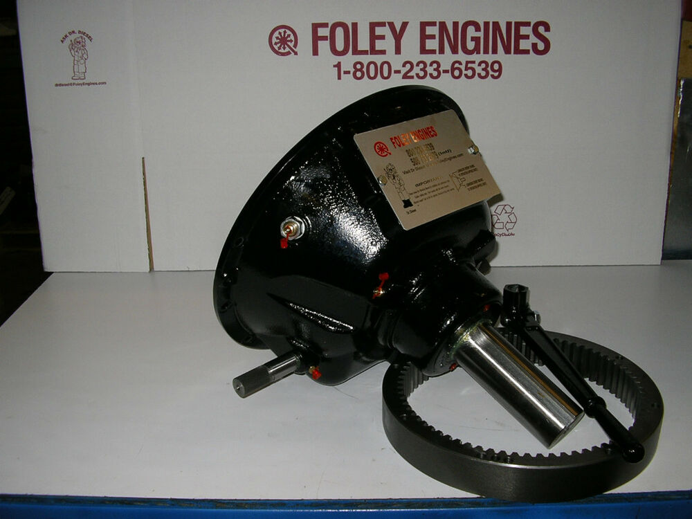 Rockford Pto Clutch Parts : Twin disc style power takeoff pto clutch ebay