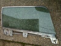 1967 FORD MUSTANG TINTED PASSENGER SIDE DOOR GLASS COUPE 7J