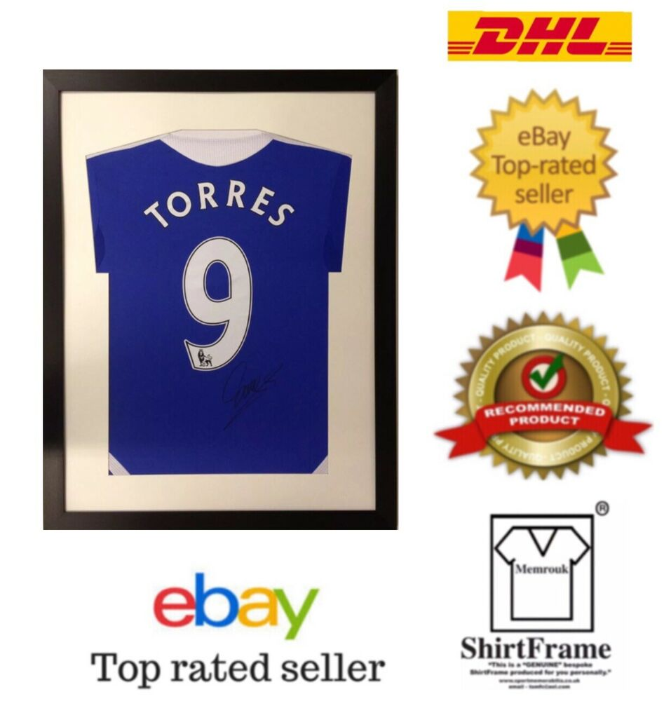 diy frame display kit for signed shirt new t shirt design np ebay