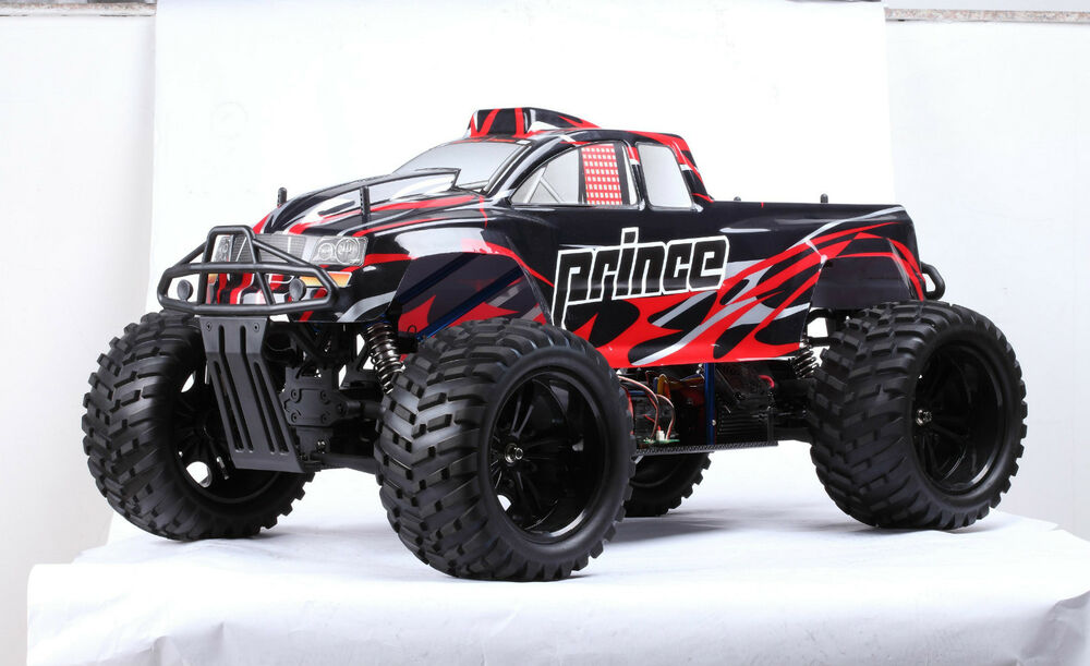 xtc monster truck brushless 4wd 4x4 80km h rc car 1 5. Black Bedroom Furniture Sets. Home Design Ideas