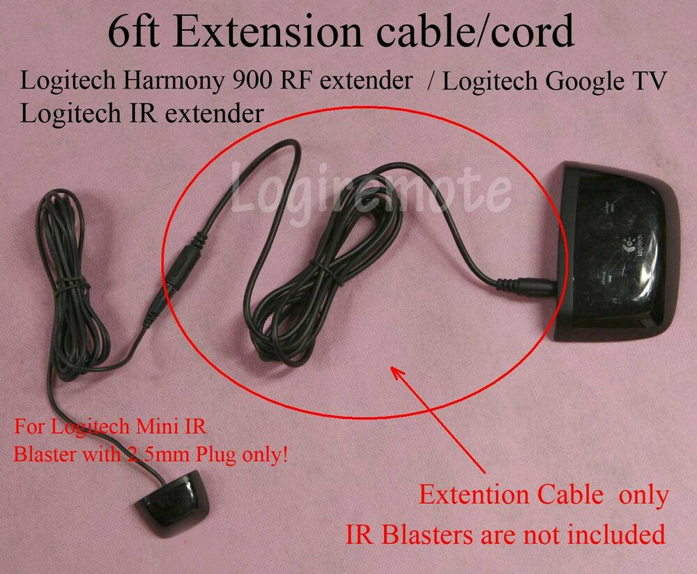 Ir blaster extension cable