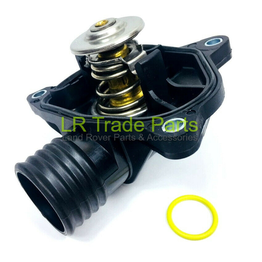 LAND ROVER FREELANDER 1 TD4 ENGINE THERMOSTAT HOUSING & O