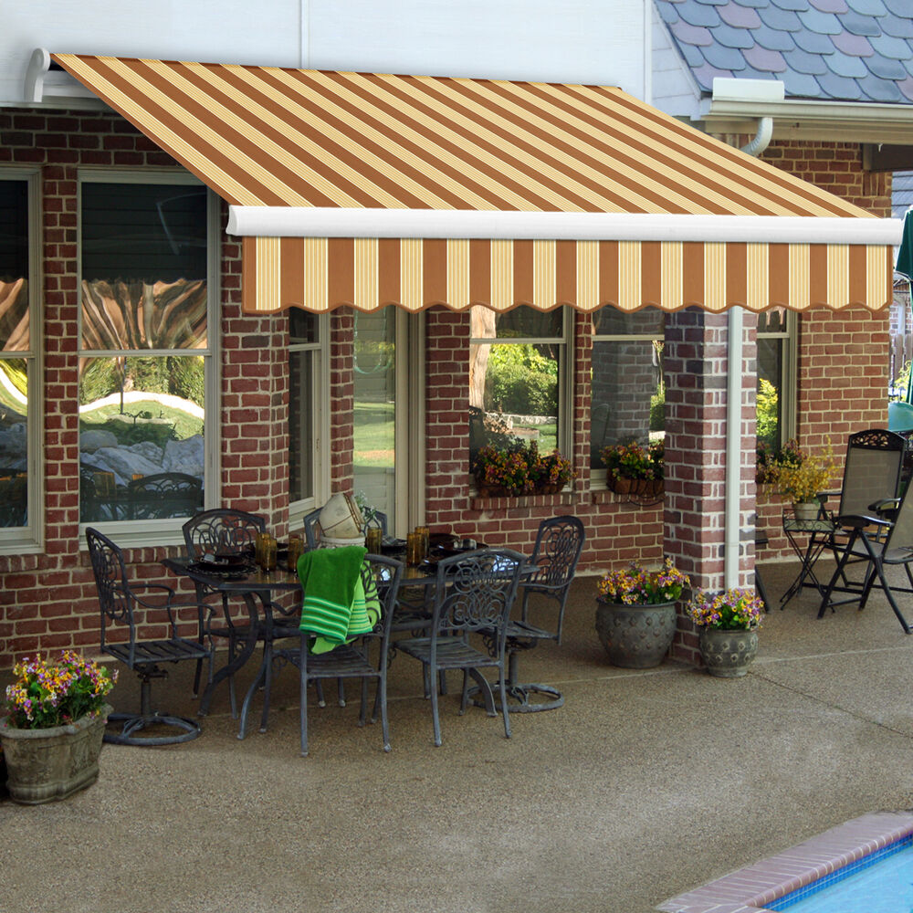 Awntech 20' MAUI Manual Retractable Awning