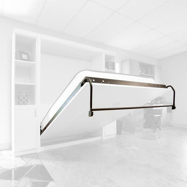 murphy bed superior panel bed steel wall bed frame free ship lower us ebay