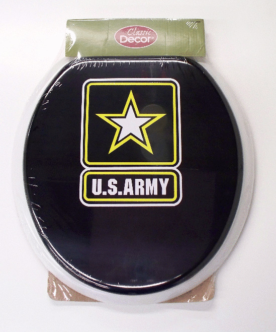 United States Army Toilet Seat Military Decal U S Army Ebay