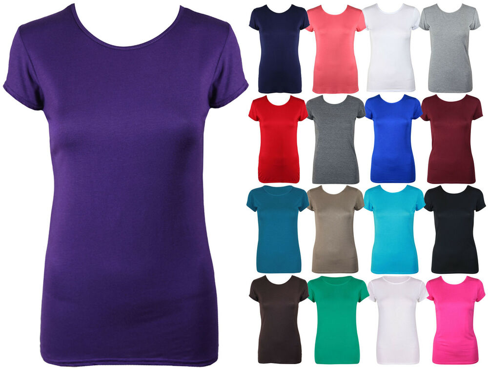 Plus Size Tee Shirts Womens