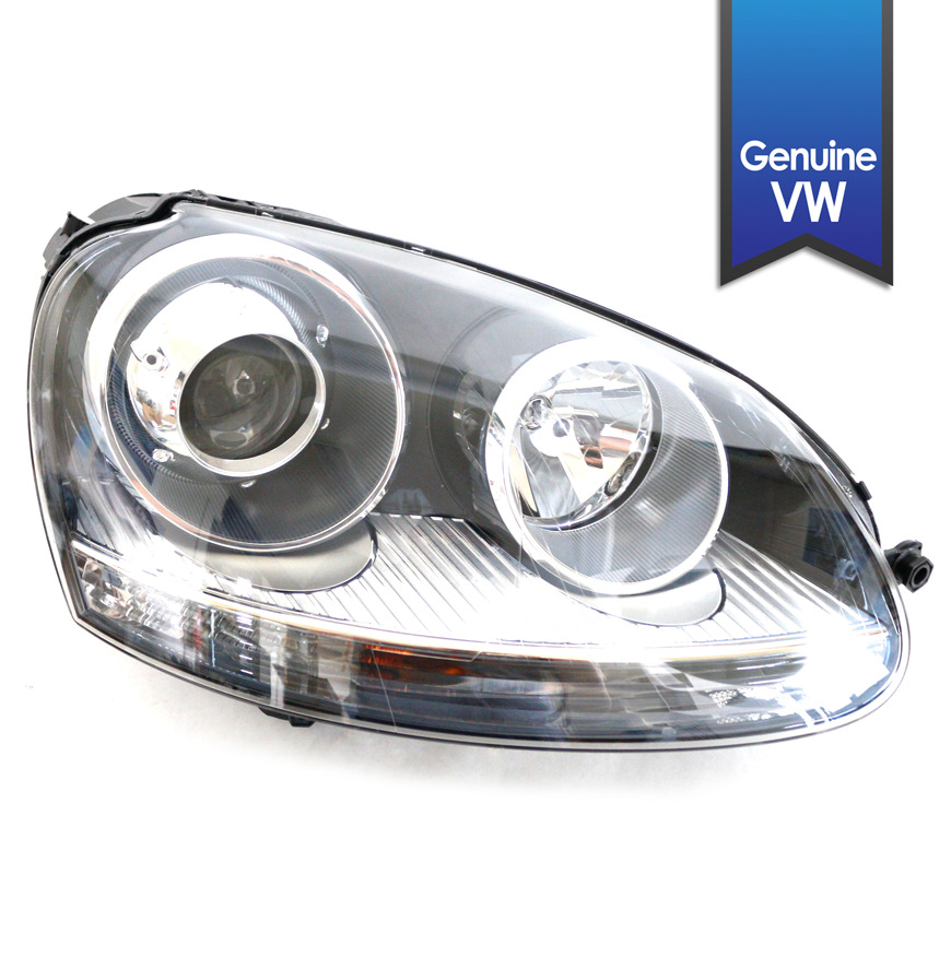 New Genuine VW MK5 OEM Golf Jetta GTI R32 Xenon Head Light HID Headlight Kit Set | eBay