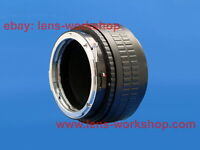 Rollei Rolleiflex SL66 Lens to Canon EOS EF Camera Focusing Helicoid Adapter