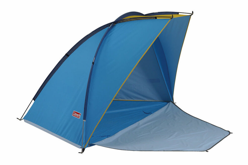 Coleman Sun Shelters : Coleman road trip beach shade shelter with uv guard