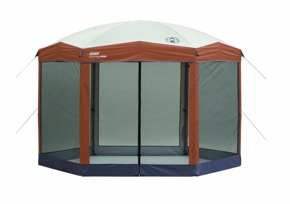 Coleman 12 X 10 Instant Screened Canopy Two Room