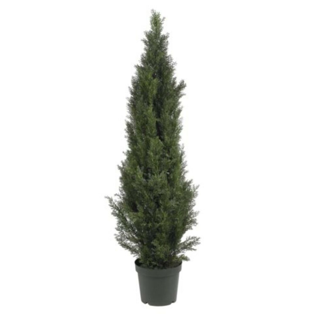 Decorative Indoor Trees Decorative Natural Looking Artificial 5039 Cedar Pine Tree