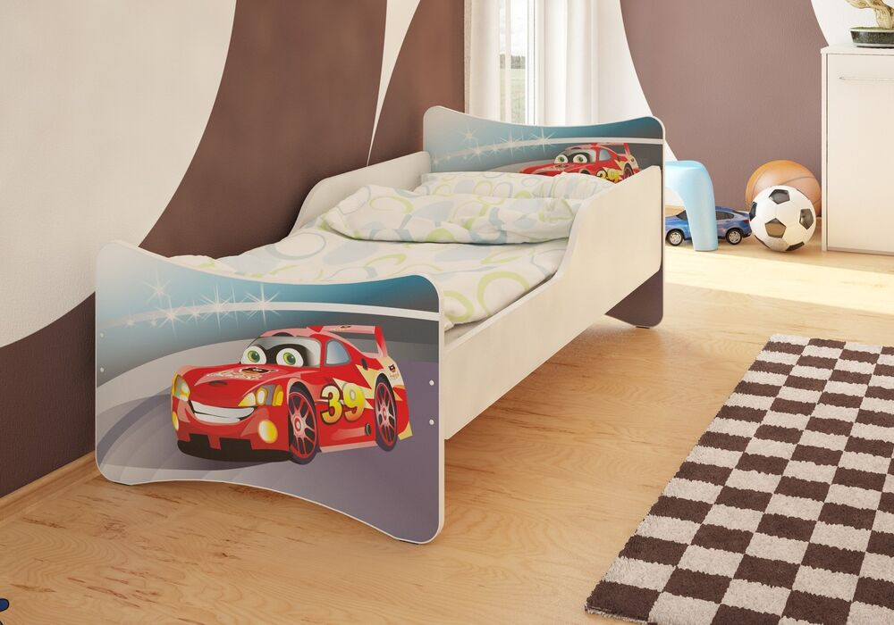 best for kids kinderbett bett einzelbett 70x140 90x200 lattenrost juniorbett ebay. Black Bedroom Furniture Sets. Home Design Ideas