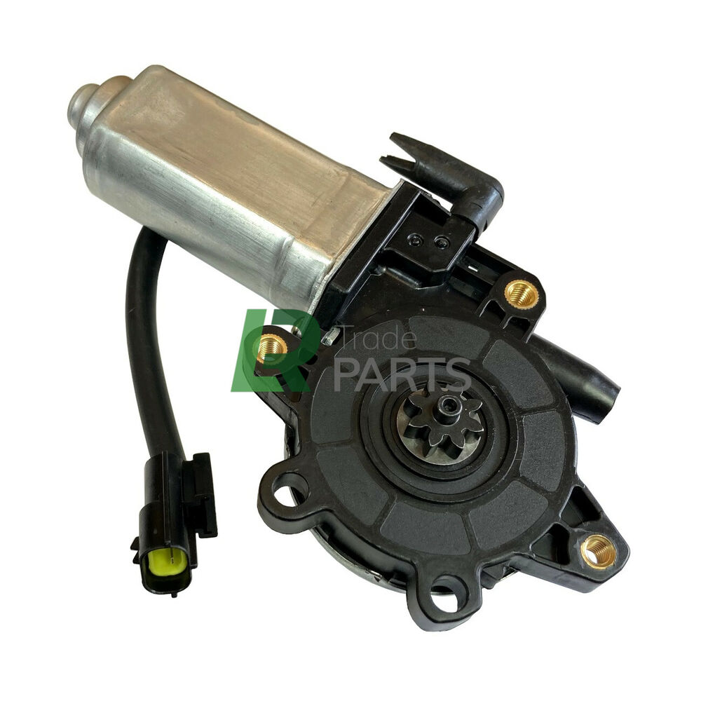 Land rover discovery 2 td5 v8 new front lhs electric for Electric motor for skylight