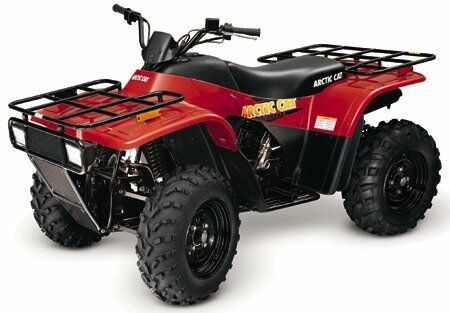 2001 arctic cat 250 300 400 500 service repair manual atv. Black Bedroom Furniture Sets. Home Design Ideas