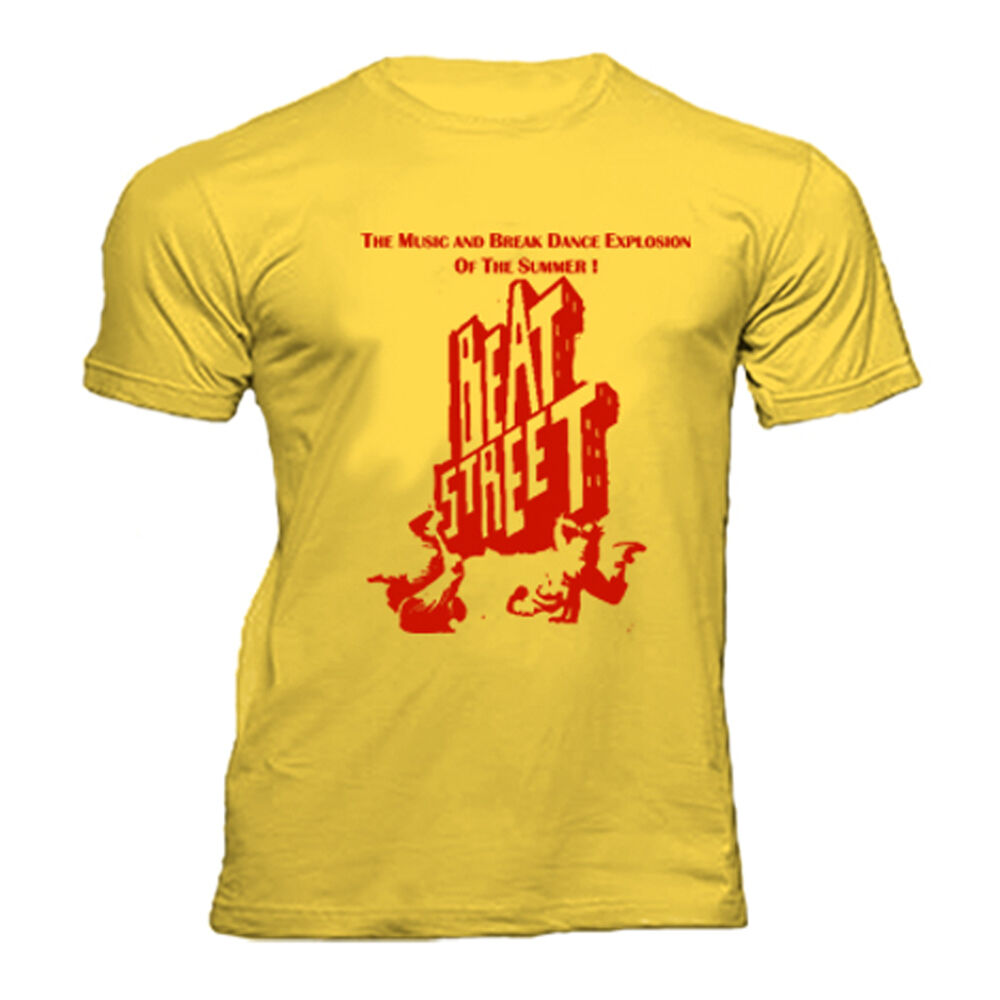beat street breakdance 80s t shirt ebay