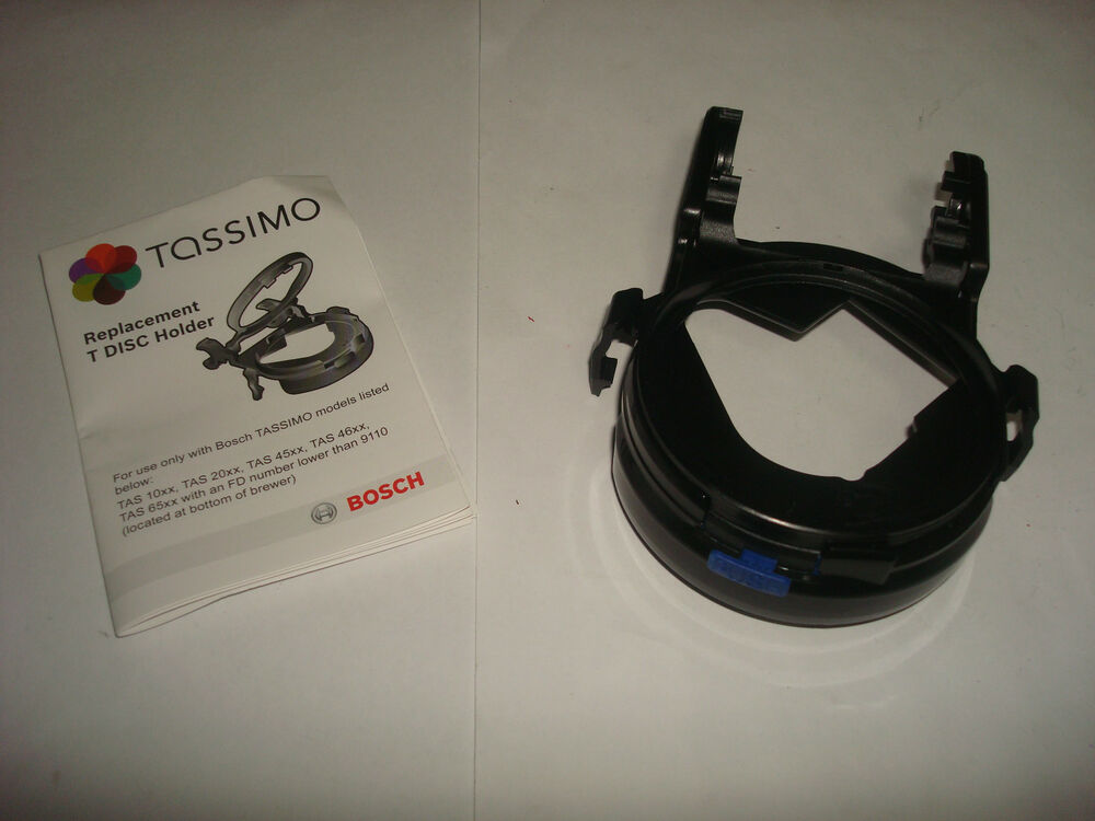 bosch tassimo replacement t disc holder 9000713400 new ebay. Black Bedroom Furniture Sets. Home Design Ideas