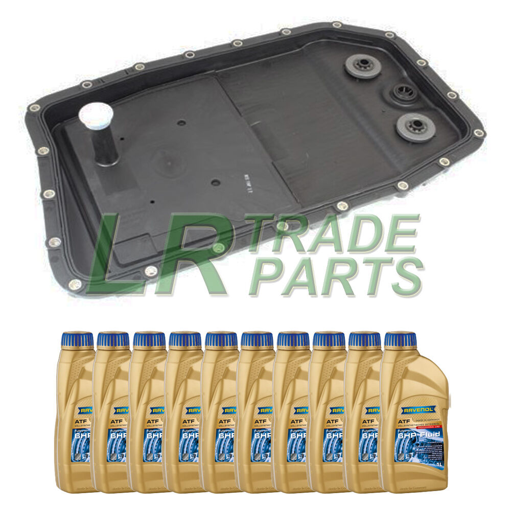 Land Rover Discovery 3 Amp 4 Zf Automatic 6 Speed Gearbox Sump