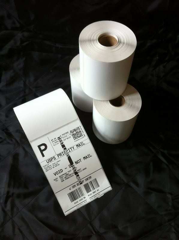 ... 250 4x6 Direct Thermal Labels Zebra LP2844 Eltron 3000 LABELS | eBay
