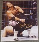 Bret The Hitman Hart Signed WWE 16x20 Photo PSA/DNA COA Picture Autograph WWF 1