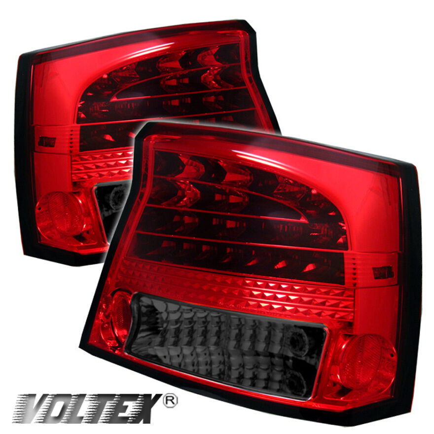 2006 2008 dodge charger tail led light bar lightbar lamp. Black Bedroom Furniture Sets. Home Design Ideas