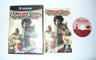 JEU NINTENDO GAME CUBE WII PRINCE OF PERSIA LES DEUX ROYAUMES COMPLET