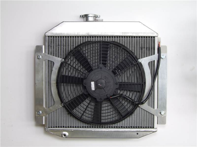 Electronic Cooling Fans : Revotec electronic cooling fan conversion kit ford cortina
