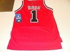adidas Chicago Bulls Derrick Rose Red Youth L Revolution 30 Swingman Jersey NBA