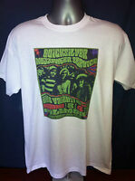 QUICKSILVER MESSENGER SERVICE T-SHIRT Country Joe Jefferson Airplane Moby Grape