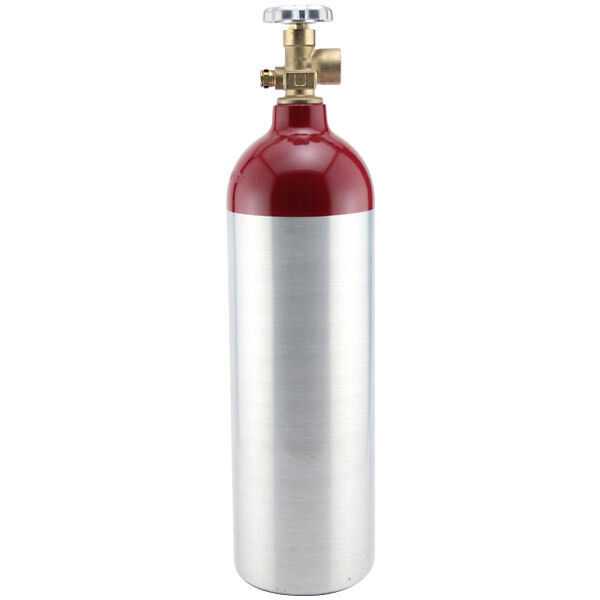 Nitrogen Gas Tank 22 Cubic Foot Aluminum Draft Beer